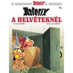 René Goscinny: Asterix 16. - Asterix a helvéteknél