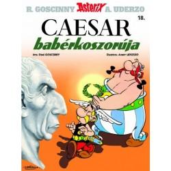 René Goscinny: Asterix 18. - Caesar babérkoszorúja