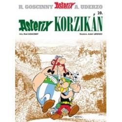 René Goscinny: Asterix 20. - Asterix Korzikán