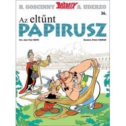 René Goscinny: Asterix 36. - Az eltűnt papirusz