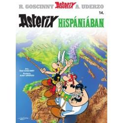 René Goscinny: Asterix 14. - Asterix Hispániában