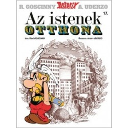 René Goscinny: Asterix 17. - Az istenek otthona