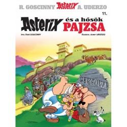 René Goscinny: Asterix 11. - Asterix és a hősök pajzsa