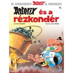 René Goscinny: Asterix 13. - Asterix és a rézkondér