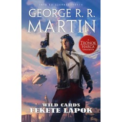 George R. R. Martin - Fekete lapok - Wild Cards 1.