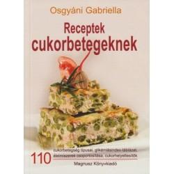 Osgyáni Gabriella: Receptek cukorbetegeknek