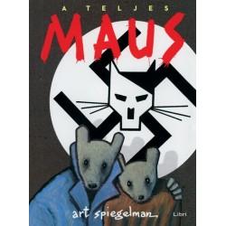 Art Spiegelman: A teljes Maus