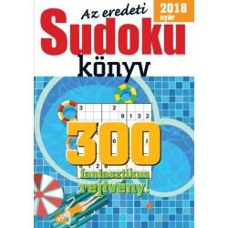 Az eredeti Sudoku Könyv - 2018 nyár