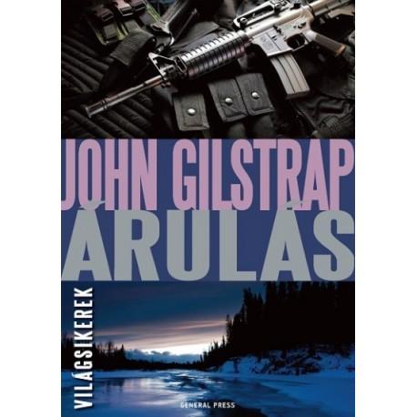 John Gilstrap: ildikó kenyó - Árulás