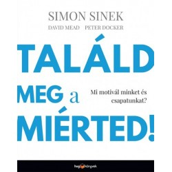 Peter Docker - David Mead - Simon Sinek: Találd meg a miérted! - Mi motivál minket és csapatunkat?