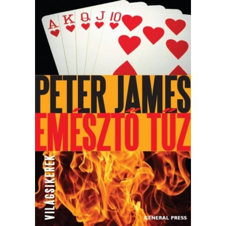 Peter James: Emésztő tűz