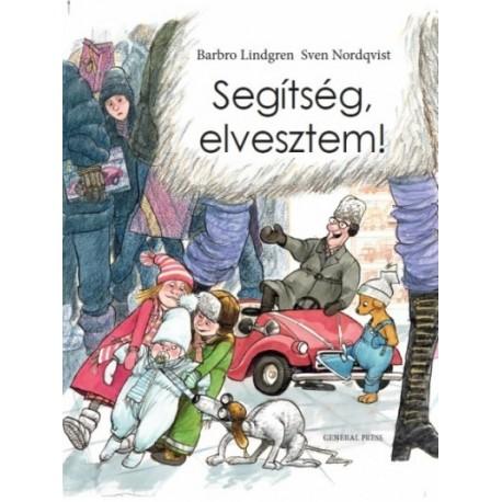Barbro Lindgren: Segítség, elvesztem!