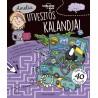 Jane Gledhill: Amelia útvesztős kalandjai - Lonely Planet foglalkoztató könyv