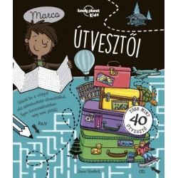 Jane Gledhill: Marco útvesztői - Lonely Planet foglalkoztató könyv