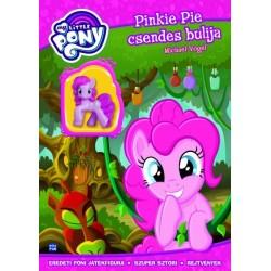 My Little Pony - Pinkie Pie csendes bulija - Foglalkoztató füzet mini figurával