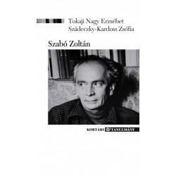 Szádeczky-Kardoss Zsófia - Tokaji Nagy Erzsébet: Szabó Zoltán