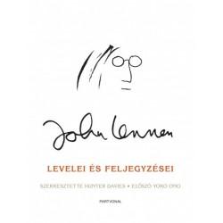 Hunter Davies: John Lennon levelei és feljegyzései