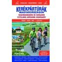 Szokoly Miklósné: Kerékpártúrák Magyarországon atlasz-útikalauz (1:250 000) - 8. aktualizált kiadás