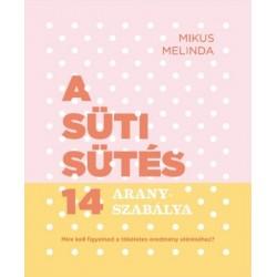 Mikus Melinda: A süti sütés 14 aranyszabálya - Mire kell figyelned a tökéletes eredmény eléréséhez?