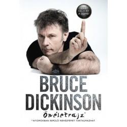 Bruce Dickinson: Mire való ez a gomb? - Önéletrajz