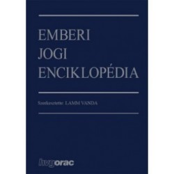 Dr. Lamm Vanda: Emberi jogi enciklopédia