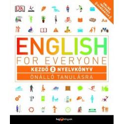 Rachel Harding: English for Everyone - Kezdő 2. nyelvköny - Önálló tanulásra