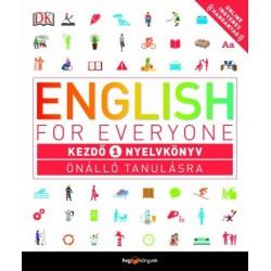 Rachel Harding: English for Everyone - Kezdő 1. nyelvkönyv - Önálló tanulásra