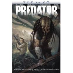 Christopher Mooneyham - Joshua Williamson: Predator - Tűz és kő