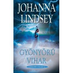 Johanna Lindsey: Gyönyörű vihar