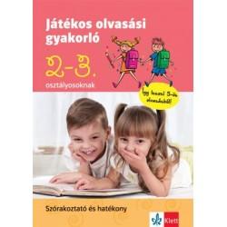Petik Ágota Margit - Ruzsa Ágnes: Játékos olvasási gyakorló 2-3. osztályosoknak