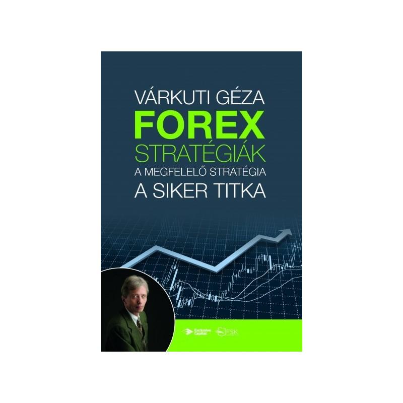 forex stratégiai könyvek