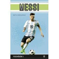 Tom Oldfield - Matt Oldfield: Messi - Focihősök 1.