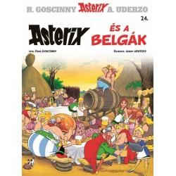 René Goscinny: Asterix 24. - Asterix és a belgák
