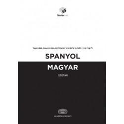 Faluba Kálmán - Morvay Károly - Szijj Ildikó: Spanyol-magyar szótár + online szótárcsomag