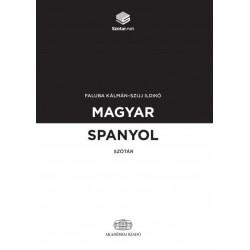 Faluba Kálmán - Szijj Ildikó: Magyar-spanyol szótár + online szótárcsomag