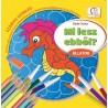 Deák Dorka: Mi lesz ebből? - Állatok - Számos színező 4-8 éves gyermekek figyelemtartásának és monotóniatűrésének fejlesztéséhez