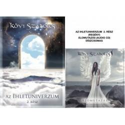 Kövi Szabolcs: Az Ihletuniverzum 2. rész + Álomutazás CD díszcsomag