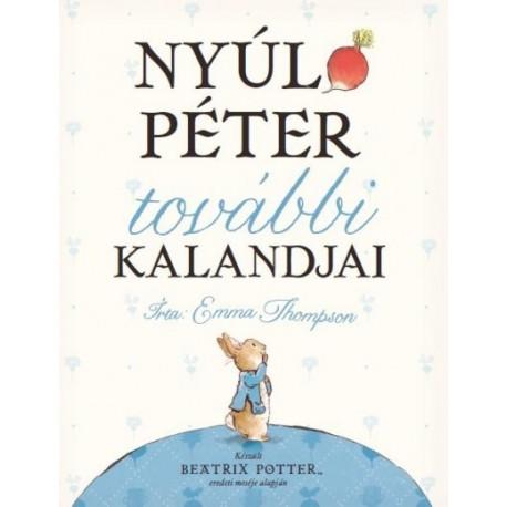 Emma Thompson: Nyúl Péter további kalandjai