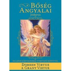 Grant Virtue - Doreen Virtue: A bőség angyalai jóskártya - 44 lapos kártyacsomag útmutató könyvvel