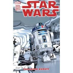 Dash Aaron - Jason Aaron - Jason Latour: Star Wars - Csillagok között (képregény)