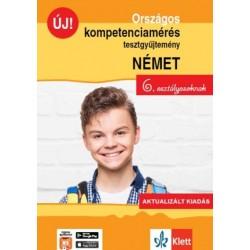 Gyuris Edit - Sárvári Tünde: Országos kompetenciamérés tesztgyűjtemény német - 6. osztályosoknak - Aktualizált kiadás + Ingye...