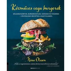 Nina Olsson: Kézműves vega burgerek