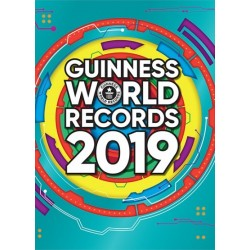 Craig Glenday: Guinness World Records 2019