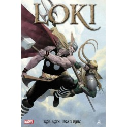 Esad Ribic - Rob Rodi: Loki
