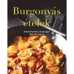 Beke Csilla: Burgonyás ételek