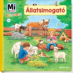 Hans-Günther Döring: Állatsimogató - Mi Micsoda Ovisoknak