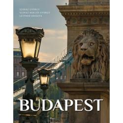 Száraz Miklós György: Budapest könyv