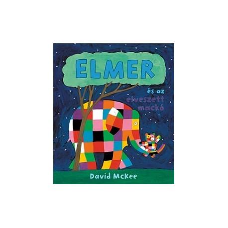 David Mckee: Elmer és az elveszett mackó