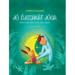 Lorena V. Pajalunga: Jó éjszakát jóga