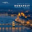 Kovács P. Attila: Budapest fotóalbum - Napkeltétől napnyugtáig (magyar) - FINA 2017